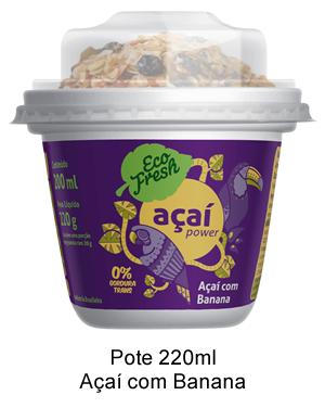 Néctar Naturais - Açaí
