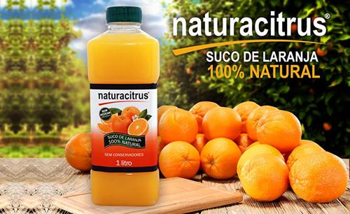 Naturacitrus laranja